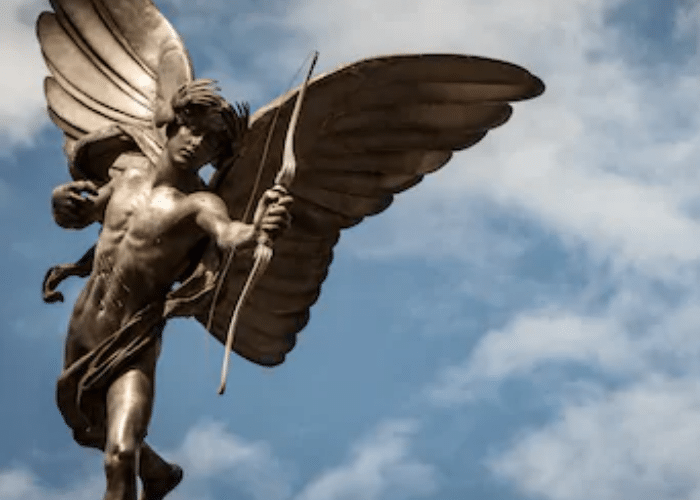 Eros: Eros: The God of Love
