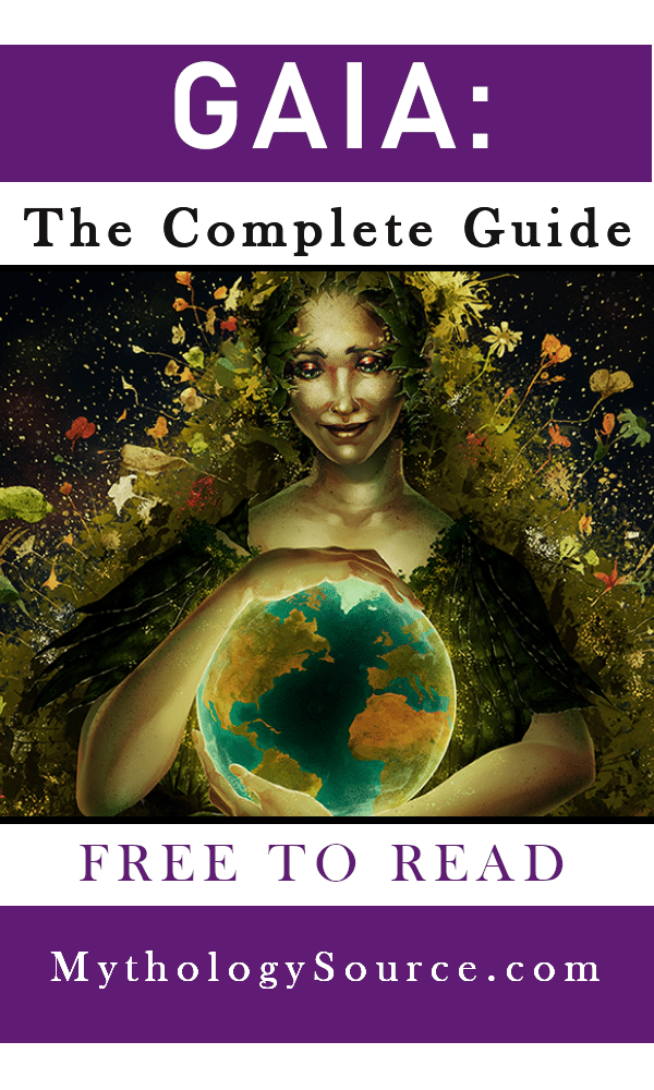GAIA 1: Gaia: The Greek Mother Earth