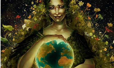 Gaia: Gaia: The Greek Mother Earth