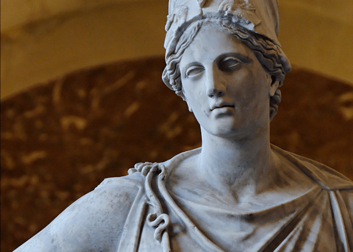 athena: What is Athena the Goddess of?