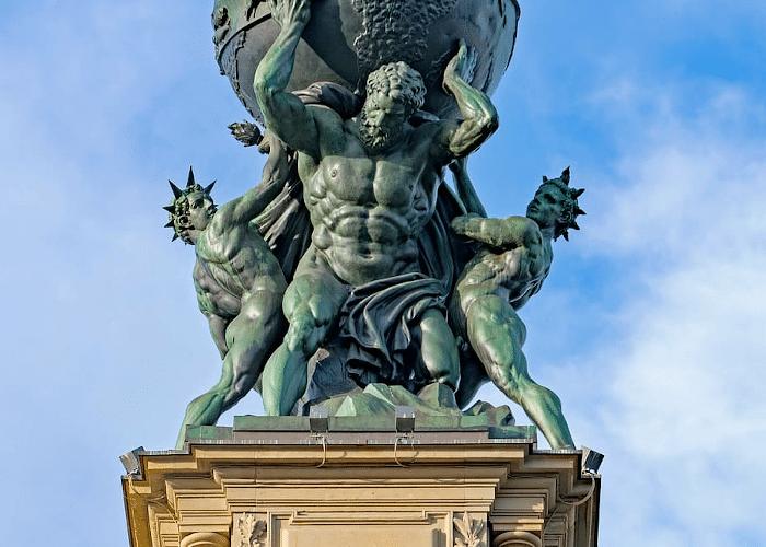atlas: Atlas: The Titan Who Holds the Heavens