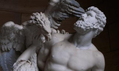 prometheus greek titan
