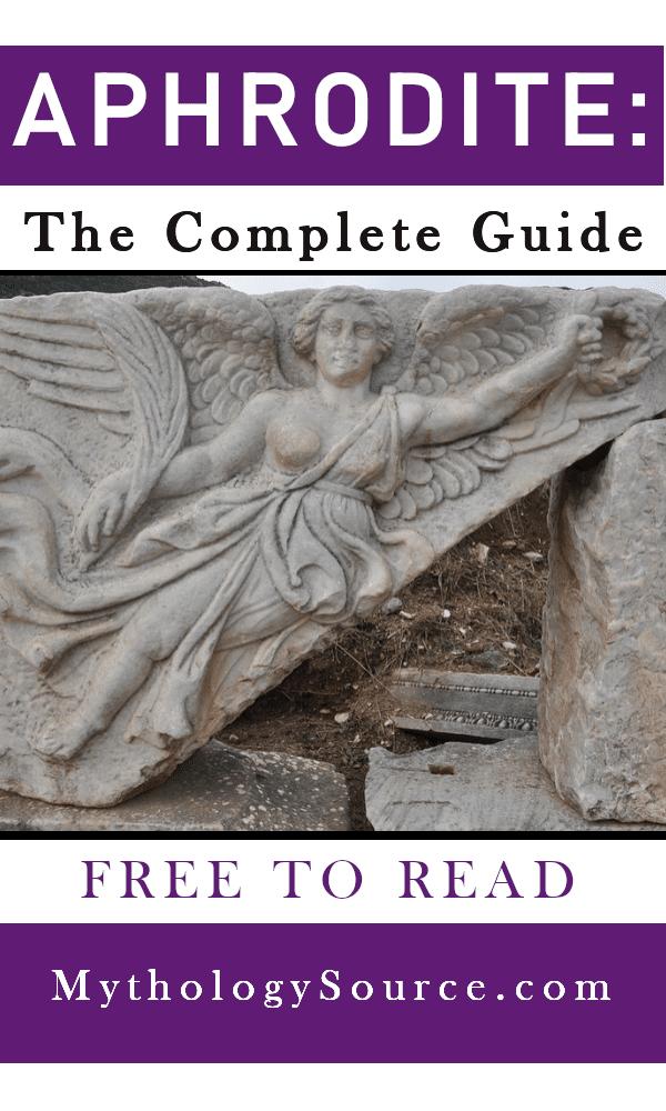 APHRODITE: Aphrodite: The Goddess of Love and Beauty