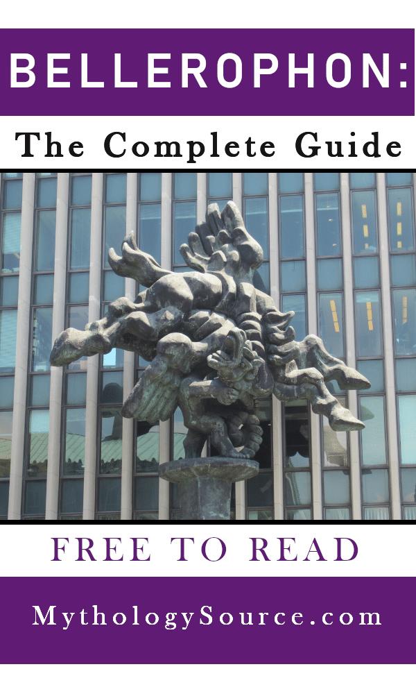BELLEROPHON: Bellerophon: The Hero Who Rode Pegasus
