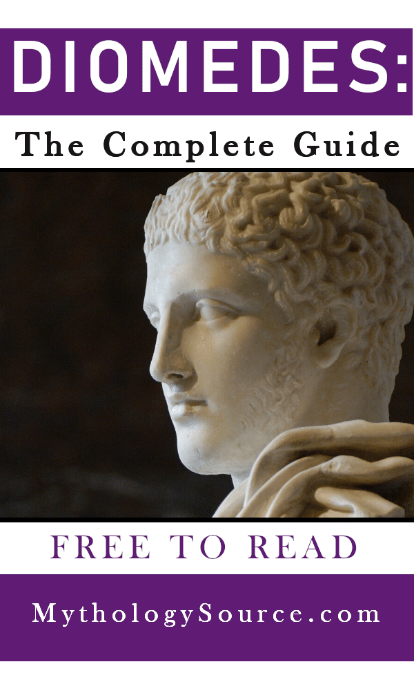 DIOMEDES: Diomedes: A Hero of the Trojan War