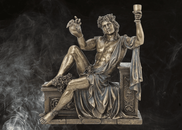Dionysus Image: Dionysus: The God of Wine and Revelry