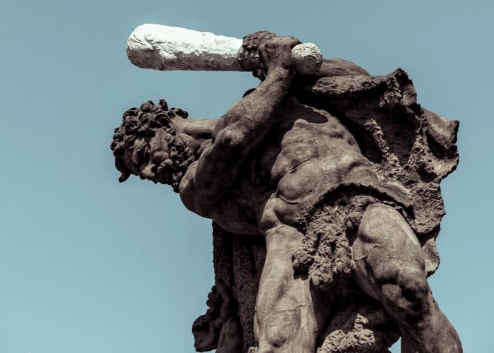 Giants 1: The Gigantes: The Giants of Greek Mythology