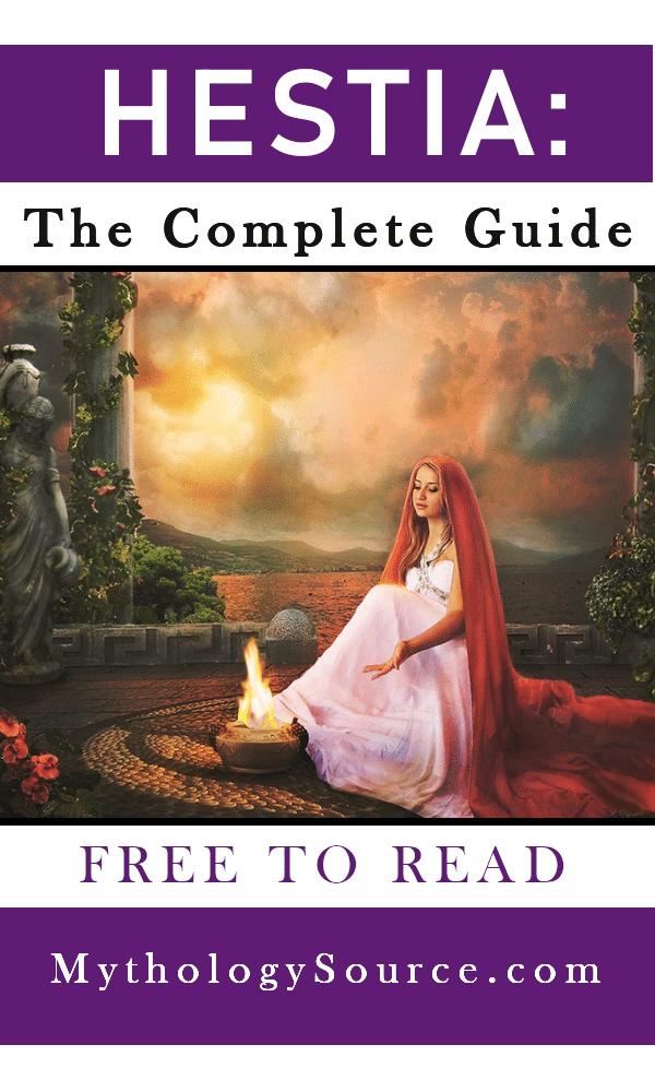 HESTIA: Hestia: Goddess of the Hearth