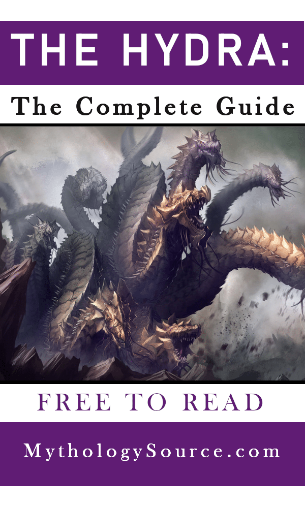 HYDRA 1: The Hydra: The Multi-Headed Serpent of Greek Myth