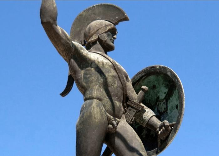 Kratos: Kratos: The Spirit of Strength