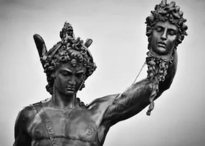 Perseus: Perseus: The Hero Who Killed the Gorgon