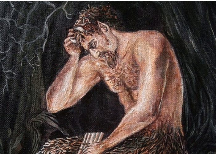 Satyr: Satyrs: The Spirits of the Countryside