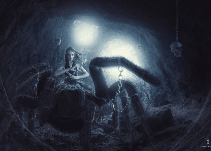 arachne 2: Arachne: The Mother of All Spiders