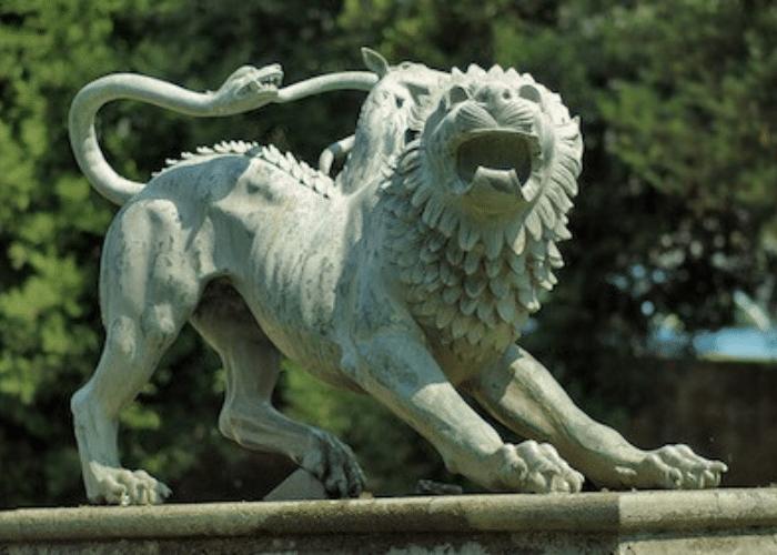 chimaera 1: The Chimera: The Hybrid Monster of Greek Mythology