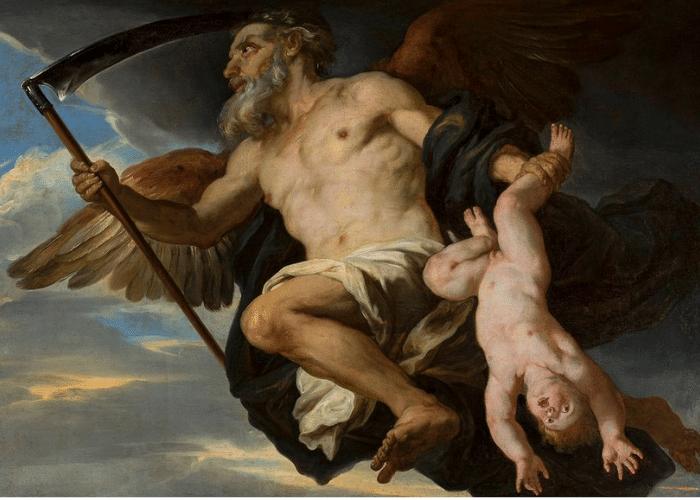 chronos 1: Chronos: The King of the Titan Gods