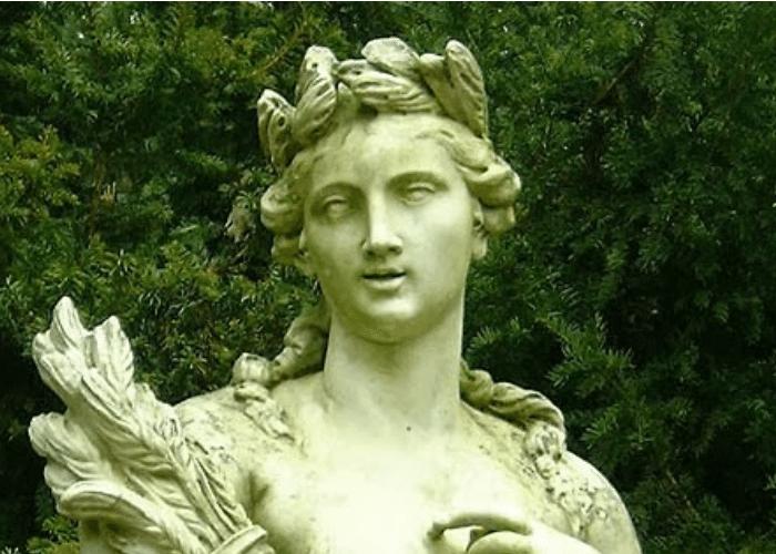 demeter 1: Demeter: The Greek Goddess of Grain