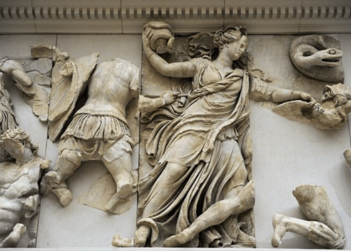 erinyes image: The Erinyes: The Avenging Furies