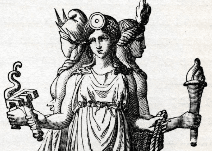 hecate image: Hecate Greek Goddess of Witchcraft : The Complete Guide