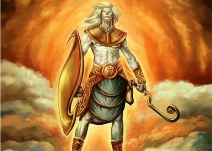 hyperion image: Hyperion: The Titan God of Light