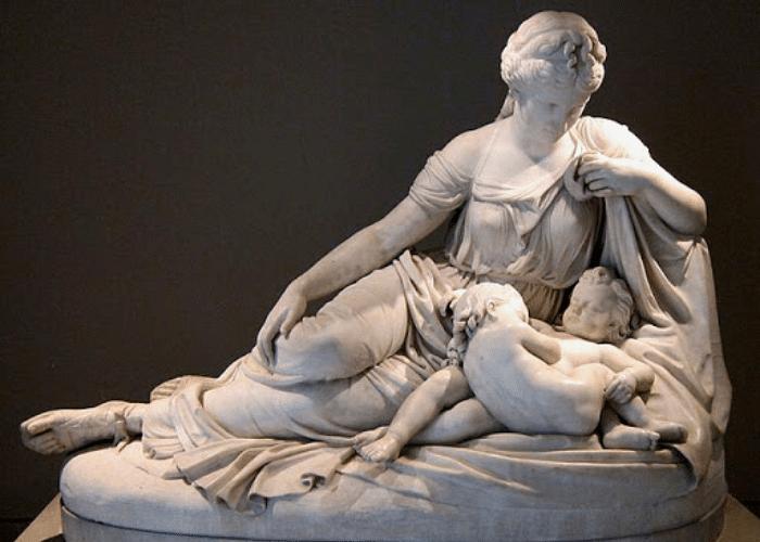 leto image: Leto: The Mother of Apollo and Artemis
