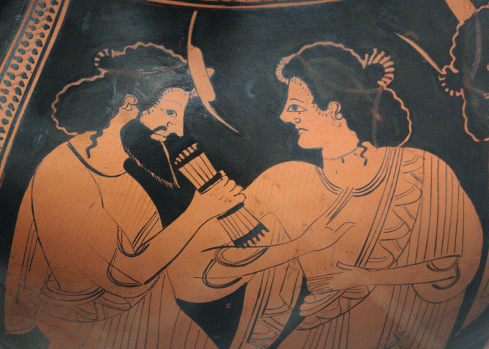maia: Maia: The Mother of Hermes