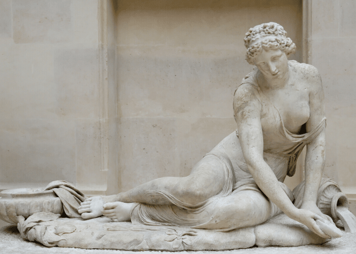 nymphs: Nymphs: The Many Nature Spirits of Ancient Greece