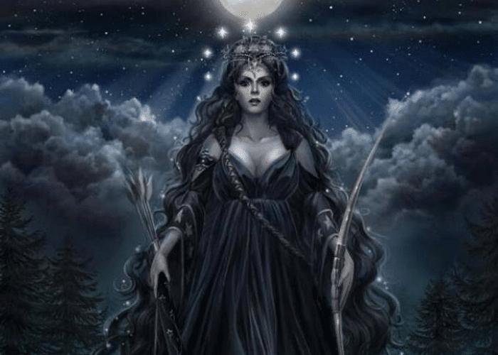 nyx goddess: Nyx: The Goddess of the Night