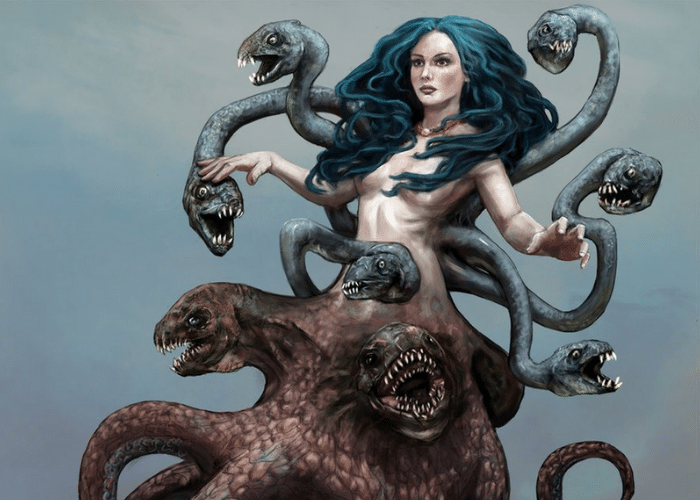 scylla: Scylla: The Most Deadly Monster of the Sea