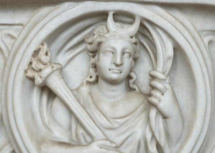selene: Selene: The Goddess of the Moon