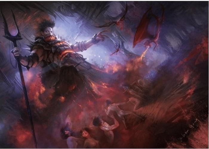 tartarus: Tartarus: The Pit of the Underworld