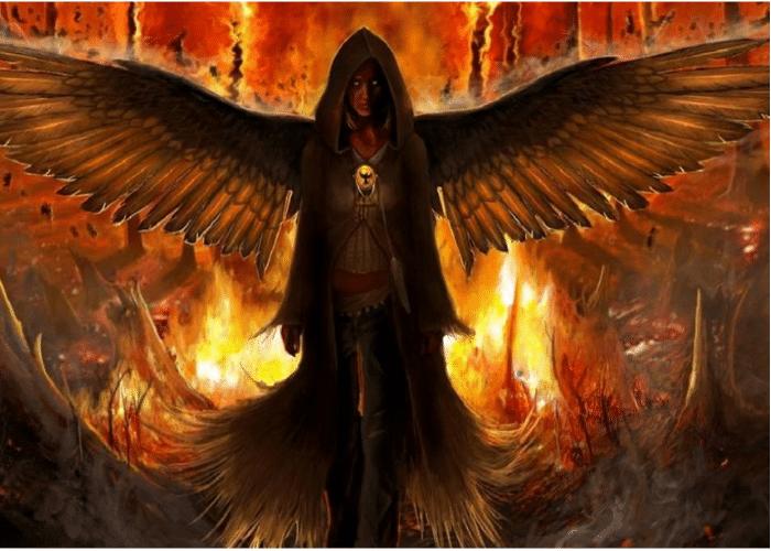 thanatos image: Thanatos: The God of Death