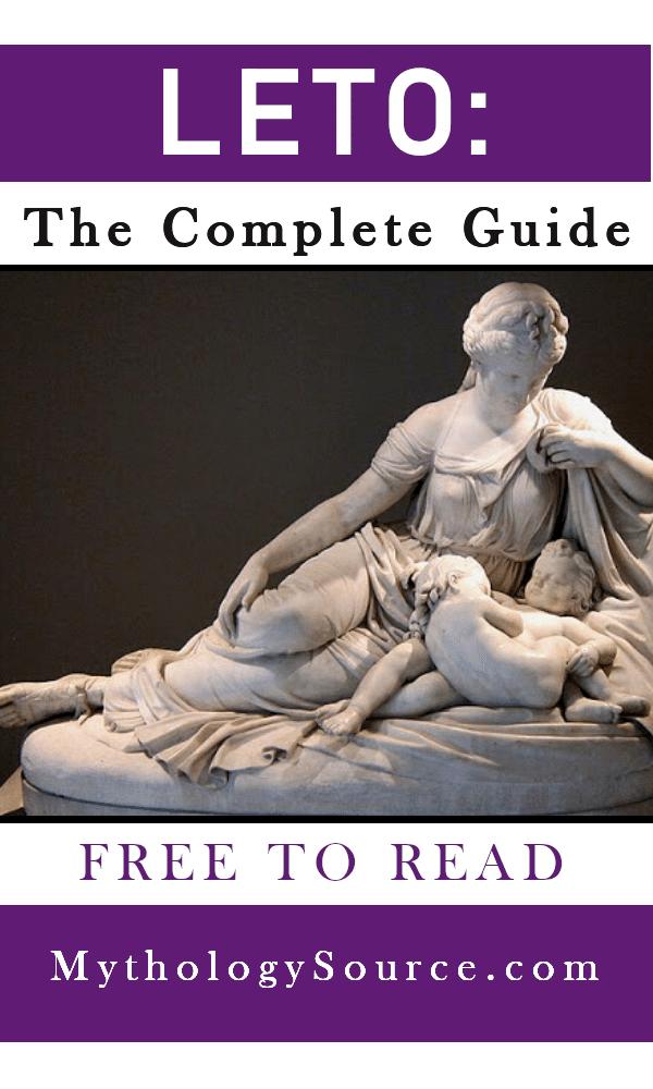 LETO: Leto: The Mother of Apollo and Artemis
