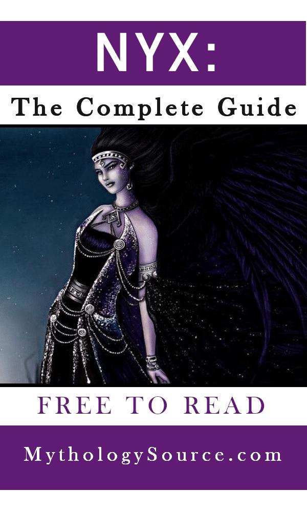 NYX: Nyx: The Goddess of the Night