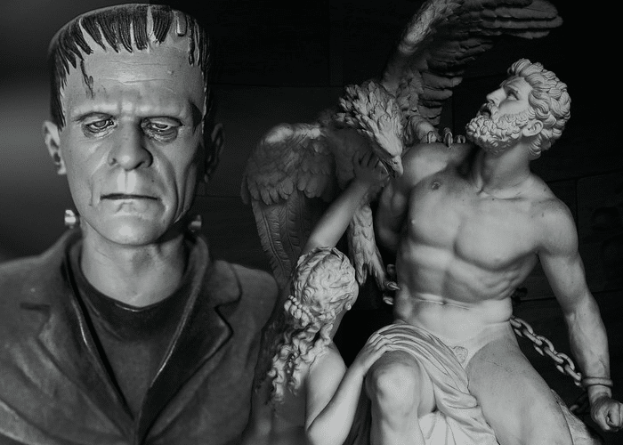 how are prometheus and frankenstein alike: How Are Prometheus and Frankenstein Alike?