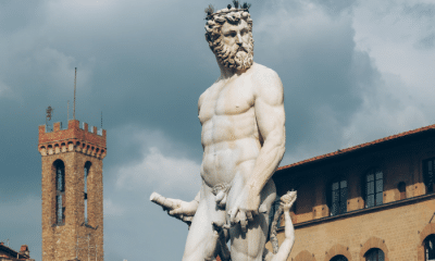 Neptune: Neptune: The Roman God of Water