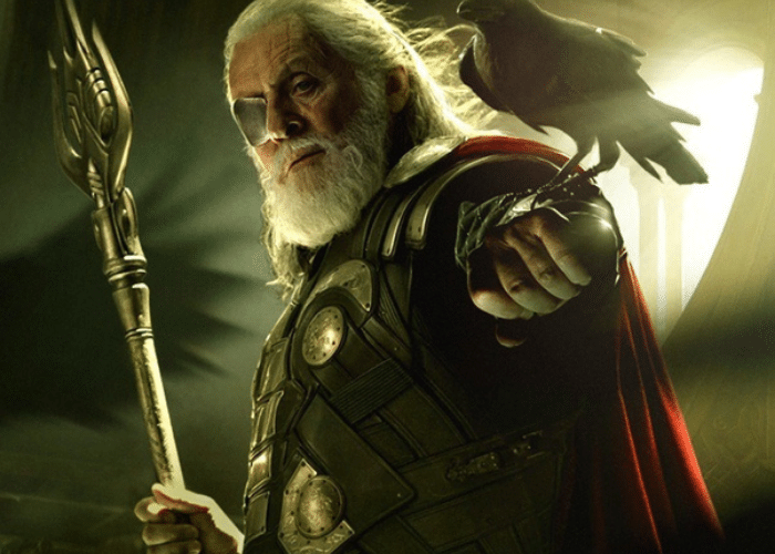 Odin: Odin: The Wise King of the Norse Gods