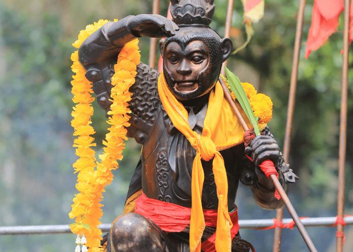 Sun Wukong: The Monkey King Sun Wukong