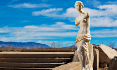 Venus: Venus: The Roman Goddess of Love