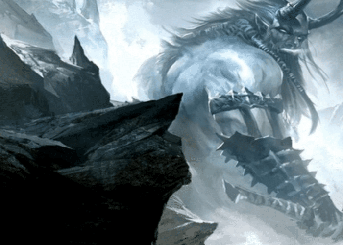Ymir: Ymir: The First Living Thing in Norse Mythology