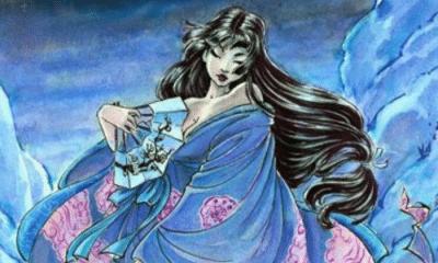 ame no uzume: Ame-no-Uzume: The Goddess of the Dawn
