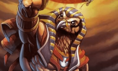 amun: Amun: The King of the Egyptian Gods