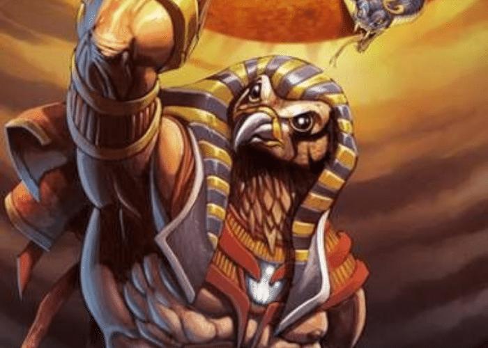 amun: Amun: The King of the Egyptian Gods