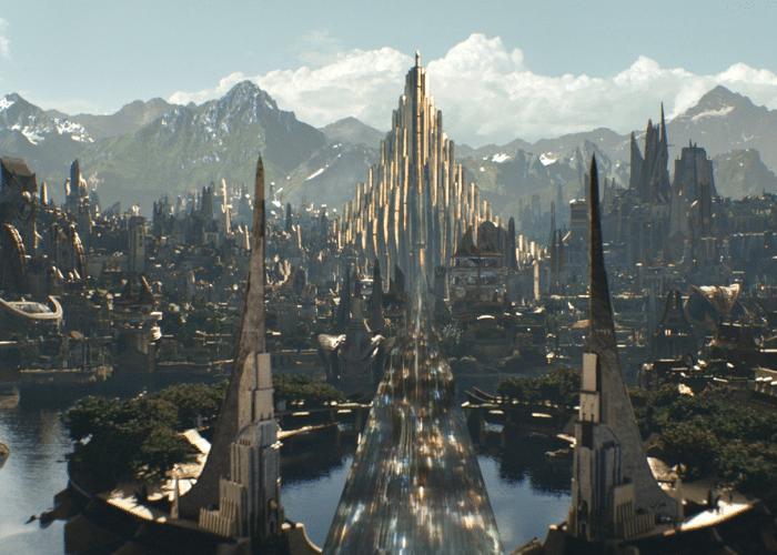 asgard: Asgard: The Home of the Norse Gods