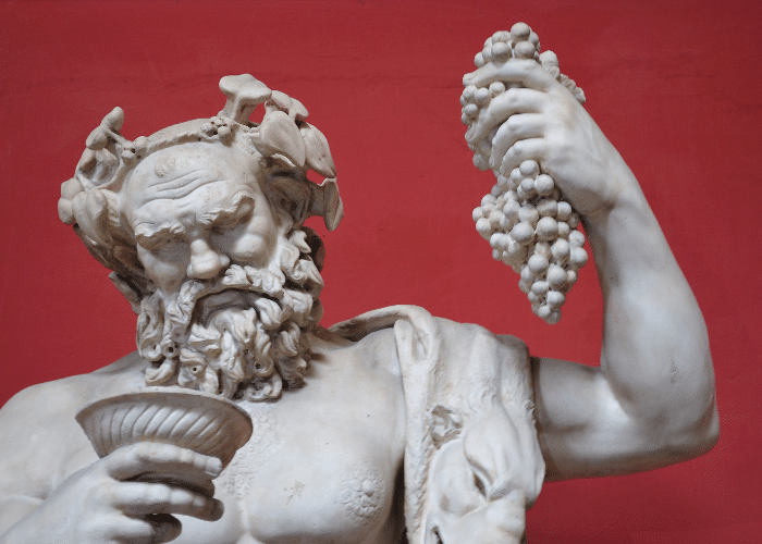 bacchus: Bacchus: The Roman God of Wine