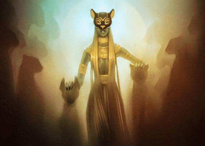 bastet: Bastet: The Ancient Egyptian Cat Goddess