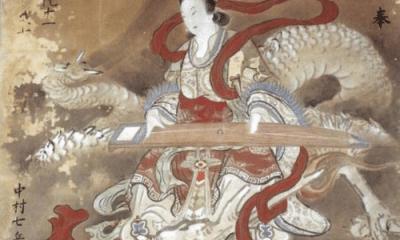 benzaiten: Benzaiten: A Japanese Goddess from Many Religions
