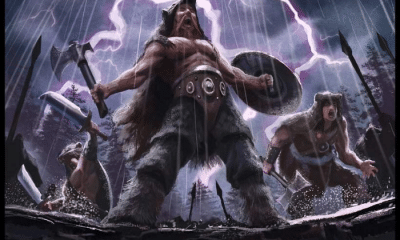 berserkers and other shaman: The Berserkers: The Crazed Warriors of the Vikings