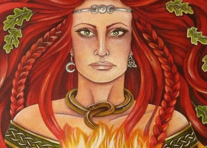 brigid: Brigid: The Beloved Goddess of the Celts