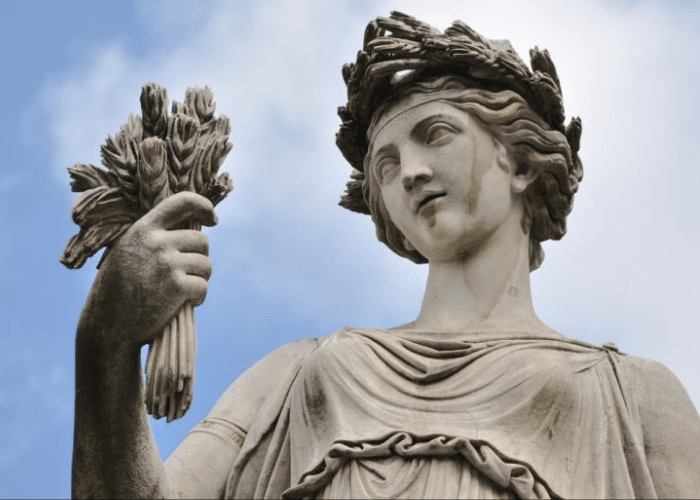 ceres: Ceres: The Roman Goddess of Grain