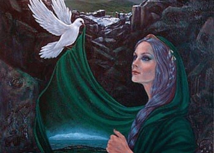 ceridwen: Ceridwen: The Welsh Sorceress